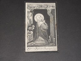 AUBEL - Nicolas BLSER, Veuf De Joséphine ZENDEN, Dcédé Le 15/11/1914 - Décès