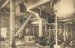 LES GRANDES BRASSERIES D´IXELLES - MACHINERIE DU SOUS SOL DE LA SALLE DE BRASSAGE - Industrie