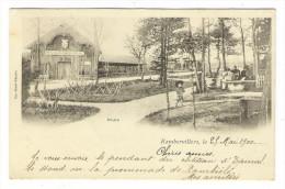 VOSGES  /  RAMBERVILLERS  /  STAND  ( Parc Du Stand De Tir ) /  Edit.  RISSER   ( Cpa Précurseur, A Voyagé En 1900 ) - Rambervillers