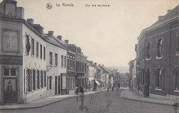 Belgique - Roeulx - Rue Des Tourneurs / Cachet 1920 - Soignies