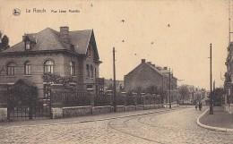 Belgique - Le Roeulx - Rue Léon Mabille / Cachet 1924 - Soignies