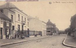 Belgique - Le Roeulx - Faubourg De Mignault / Cachet 1922 - Soignies