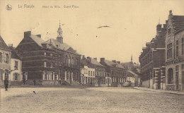 Belgique - Le Roeulx - Grand Place / Cachet 1924 - Soignies