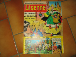 LISETTE N°13 29 MARS 1964 - Journaux - Quotidiens
