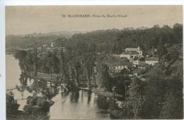 Saint Léonard : Usine Du Moulin Giraud N°32 - Saint Leonard De Noblat