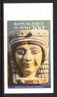 Mali 0657 Imperf ,  Mona Lisa De Nimrud , La Joconde - Arqueología