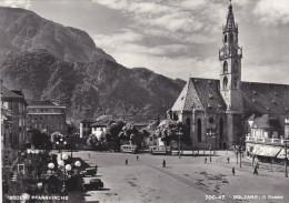 Italie,bolzano,m 262,verso Le Dolomiti,bozen Pfarrkirche,tram,église,t Yrol Du Sud,haut Adige,italia - Bolzano (Bozen)