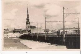 RIGA 533  (CARTE PHOTO) 1933 - Lettonie