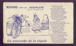 6547 - BUVARD LA REVANCHE DE LA CIGALE  - COMME TOUTES MES VENTES  PRIX 1 EURO A SAISIR - Non Classés