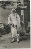 A Old Salt Seller Marchand De Sel Vendedor De Sal P. Used Korea - Corée Du Sud
