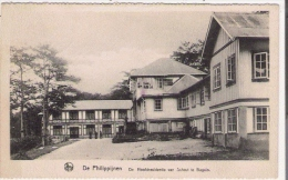 DE PHILIPPIJNEN   DE HOOFDRESIDENTIE  VAN SCHEUT TE BAGUIO  1929 - Philippines