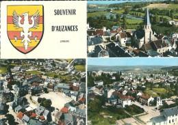 23  AUZANCES ,Souvenir 4 Vues - Auzances