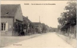 PLEURS - Rue De Connantre Et La Fère Champenoise (67564) - Andere Gemeenten