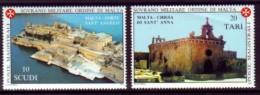 Malteserorden - Orde Van Malta - SMOM - 1991 - - Malta (Orden Von)