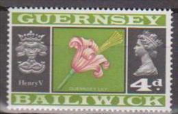 Guernsey, 1969, SG 18, MNH - Guernesey