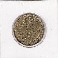 50 Francs 1950 - Mónaco