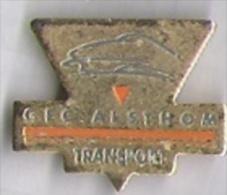 GEc Alsthom . Le TGV - TGV