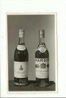 Carte Publicitaire Alcool Chambeau Briault  Cognac - Floreffe