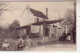 94 La Varenne - Carrefour Des Sorbiers - Ruines Et Dévastation De L'Inondation 1910 - Animé Homme Femmes Enfants - CPA - France