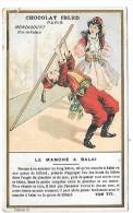 CHROMO  - CHOCOLAT IBLED - MONDICOURT - Le Manche à Balai - Ibled
