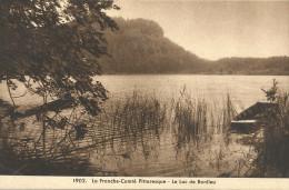 -1902-LA FRANCHE COMTE PITTORESQUE--LE LAC DE BONLIEU--NON ECRITE-- - Frankreich