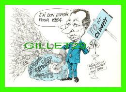 SYNDICATS - UNION INTERFÉDÉRALE DES AGENTS FONCTION PUBLIQUE - PARIS, 1984 - F. O. DIT ÇA SUFFIT - - Syndicats