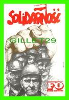 SYNDICATS  - FORCE OUVRIÈRE - SOLIDARITÉ - ROBOTNICY 80 - GRÈVE DE 1980 - - Syndicats