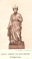 IMAGE RELIGIEUSE PIEUSE SAINT JOSEPH DE BON ESPOIR  ESPALY LE PUY - Images Religieuses