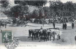 (14) Caen - Calvados - Le Marché Aux Bestiaux - En Très Bon état - Caen