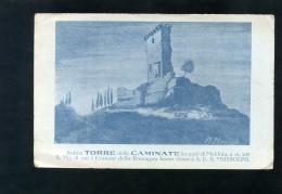 T1571 CARTOLINA FORLI' MELDOLA ANTICA TORRE DELLE CAMINATE FP. V. - Forlì