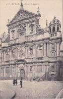 Anvers - Eglise St.-Ignace.     (Afgestempeld 1910) - Antwerpen