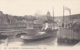 Bâteaux - Remorqueur  Steamer Ecluse - Remorqueurs