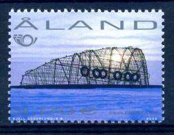 Aland 2002 / Norden MNH Radar II / Il23   1 - Ålandinseln