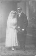 Souvenir De Mariage Du 1.3.1919  - Format Cp - Fritz Juhl, Photogr., Naumburg - Saisons & Fêtes