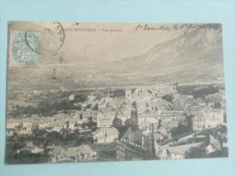 Saint Jean De Maurienne - Vue Générale - Saint Jean De Maurienne