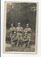 MAGNY SUR SEILLE (57)  Carte Photo Militaria A Voir RARE - Francia