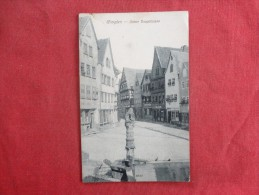 Germany > Baden-Wurttemberg >    Wimpten  Ca 1910-- Not Mailed  Ref 1317 - Germany