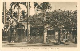 NOUVELLE CALEDONIE  - NOUMEA - CPA - Hotel De Ville  Edit E.B. - New Caledonia
