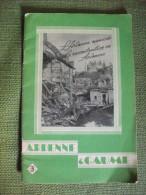 Ardenne Et Gaume Création Parcs Nationaux  La Reconstruction Photos 1945 - Guerre 1939-45