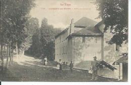134 - LACAUNE-LES-BAINS - L'ETABLISSEMENT ( Animées ) - France