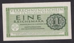 GERMANY - 1 REICHSMARK 1944 /  ERROR PRESS / ERREUR DE PRESSE / - [16] Errors