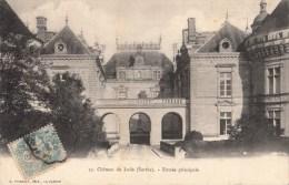 BF10970 Chateau Du Lude Sarthe Entree Principale  France Front/back Image - Autres Communes