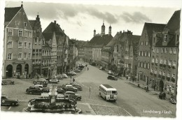 Landsberg  /  Lech     ( Voitures  Bus ) - Otros