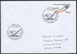 ITALIA PORTO CERVO (OT) 2010 - FINALE MONDIALE DI GOLF IN SARDEGNA - AUDI QUATTRO CUP WORLD FINAL 2010 - Golf