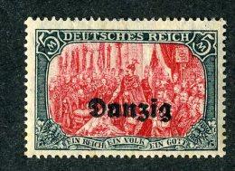 7152  Danzig 1920 ~ Michel #15B ( Michel 3.00€ ) M* Offers Welcome! - Danzig