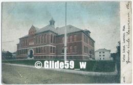 Tarbox School - LAWRENCE - N° 4026 - Lawrence