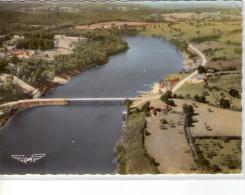Rabodanges.. Belle Vue Aérienne.. Le Pont.. Le Lac - Autres Communes