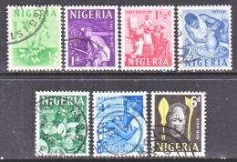 NIGERIA 101-7   *  (o) - Nigeria (1961-...)