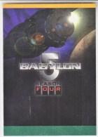 BABYLON 5   WARNER  BROS.  1998 - Babylon 5