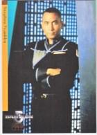 BABYLON 5   STEPHEN  FRANKLIN    WARNER  BROS.  1998 - Babylon 5
